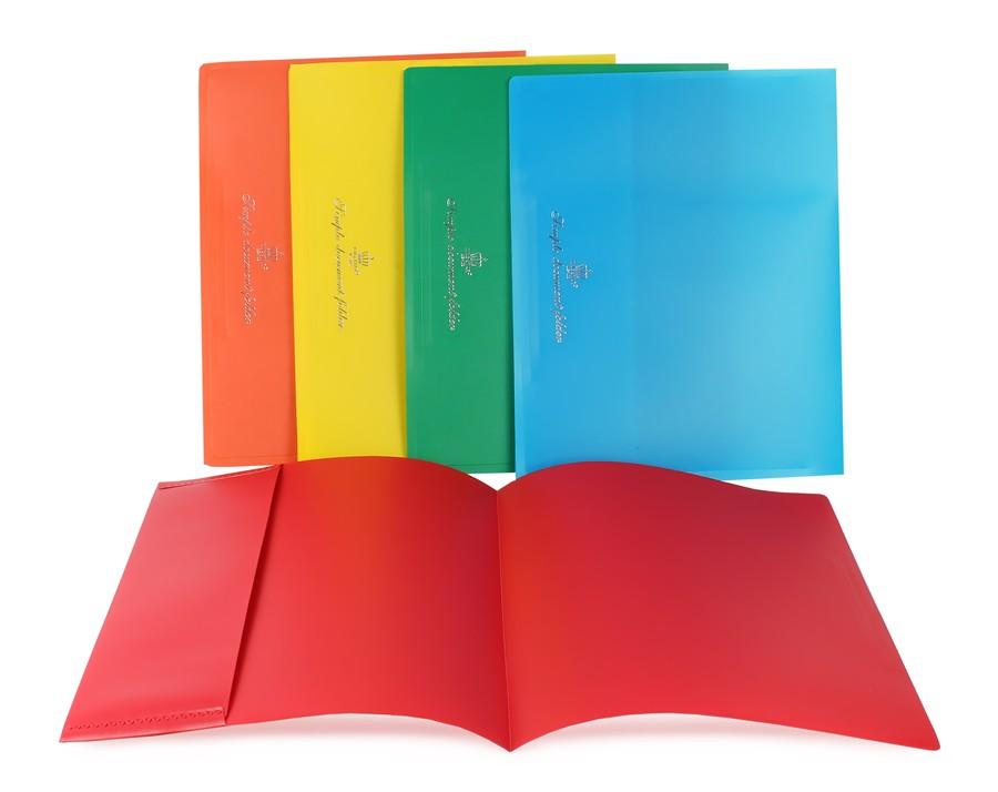 Bìa nhựa 1 ngăn