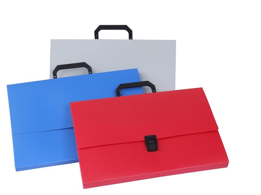 Cặp hộp có quai 2.5cm A4