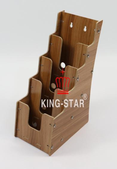 Kệ quảng cáo gỗ A7 KS-23