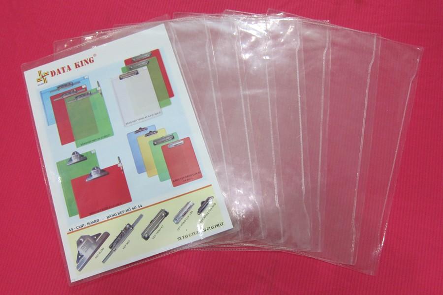 Túi hồ sơ nhựa dẻo 1 ngăn